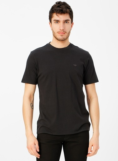 Dockers Dockers Pacific Crew Tee T-Shirt Siyah